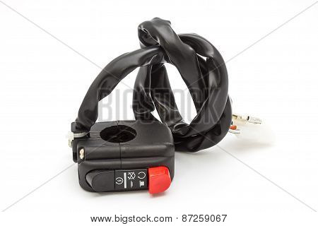 Power Switch Button For Motorcycle