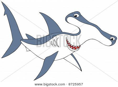 Hammer-headed shark