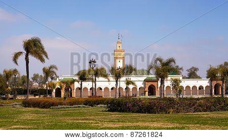 King's Mosque, Royal Palace, Rabat