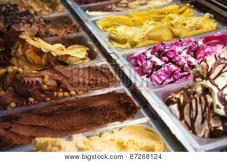 Ice Cream Gelato