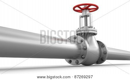 Pipeline (clipping path included)