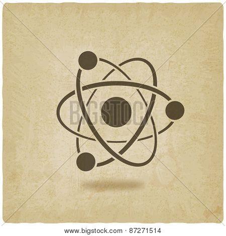 molecule atom symbol