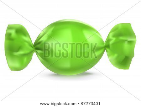 Realistic candy vector illustration