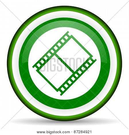 film green icon movie sign cinema symbol