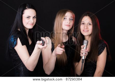 Choosing Songs In Karaoke