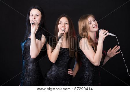 Girls Band Concert