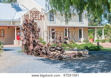 Flood Museum At Laingsburg