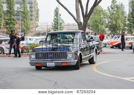 Chevrolet C10  Classic Car On Display