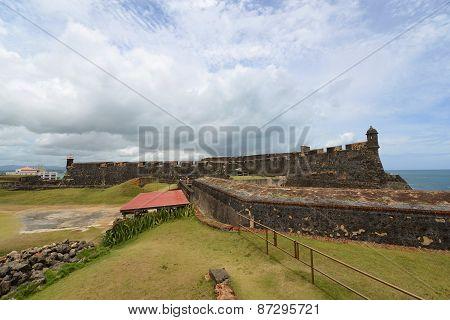 Castillo de San Cristobal, San Juan
