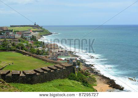 San Juan Castillo San Felipe del Morro El Morro