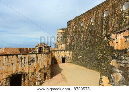 Castillo San Felipe del Morro, San Juan