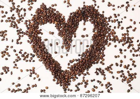 Poor Quality Coffee Texture