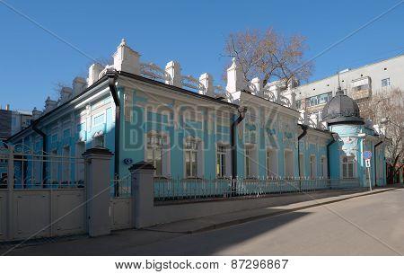 Mansion N.P. Mikhailova - V.E. Talgren