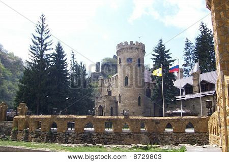 Kislovodsk Castle Intrigue and Love
