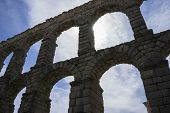 picture of aqueduct  - Tourist - JPG
