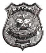 image of police  - Special police badge - JPG