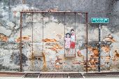 picture of malaysia  - GEORGE TOWNPENANG MALAYSIA - JPG