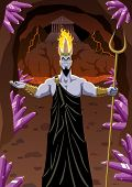 image of hade  - Hades welcomes you to the Underworld - JPG