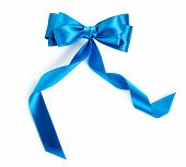 foto of ribbon bow  - Hand made bow - JPG