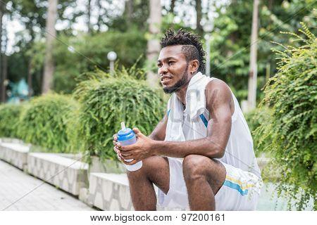 Nigerian Jogger