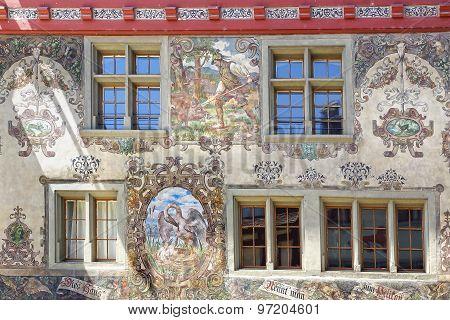 Pelican House In Stein Am Rhein