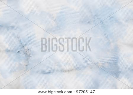 White Wall Background, Glass Effect