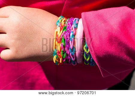 Loom Band Bracelet