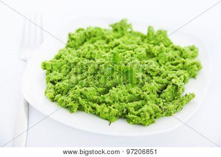 Green Pea Puree