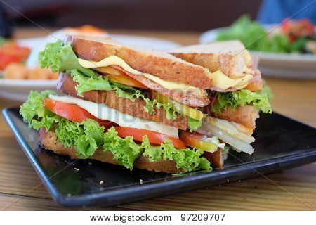 Sandwich healthy ready o eat