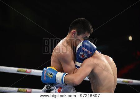 World Series Of Boxing: Ukraine Otamans Vs Russian Boxing Team