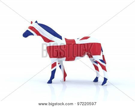 The English Horse