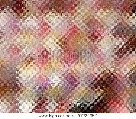 Background Glass Effect