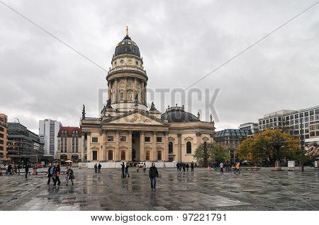 Deutscher Dom - Berlin, Germany