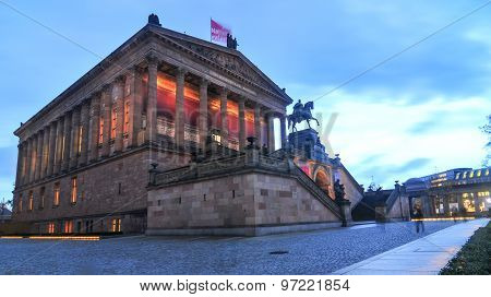 Altes National Museum, Berlin