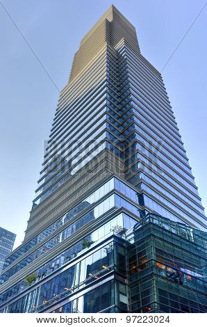Bloomberg Tower - New York City