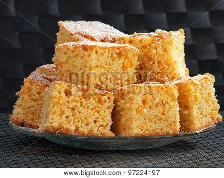 Sweet Orange Cake