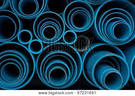 Pvc Water Pipe.