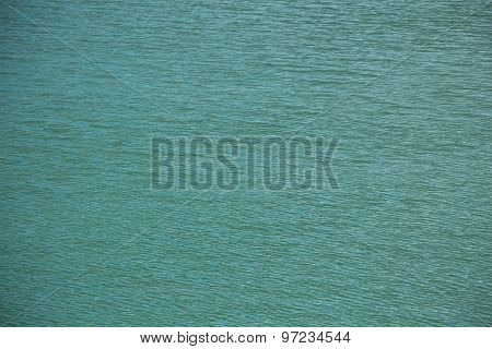 Image turquoise clean water in the lake