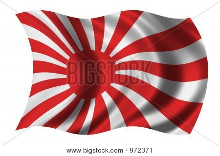 Japanese Naval Flag