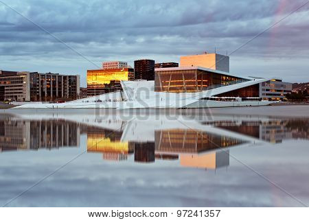 Oslo - National Opera House, Norway