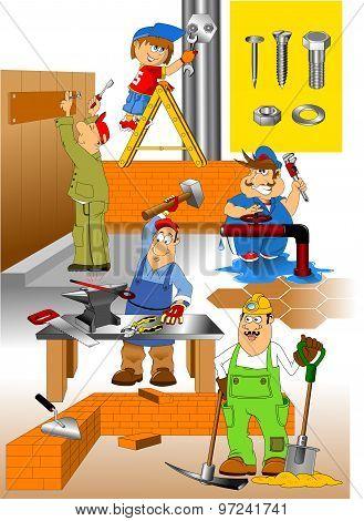 Large Repairs