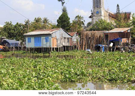 Life In Mekong Delta
