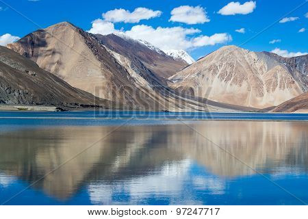 Pangong Lake, Ladakh, India