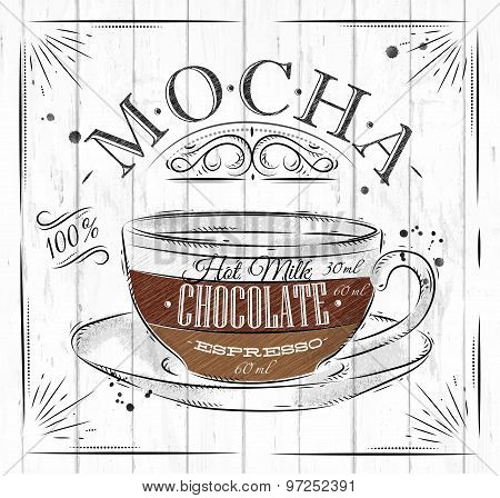 Poster Mocha
