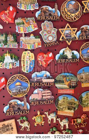 Souvenirs From Israel