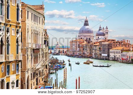 Venice. Grand Canal
