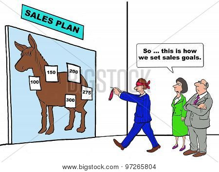 Setting Sales Goals