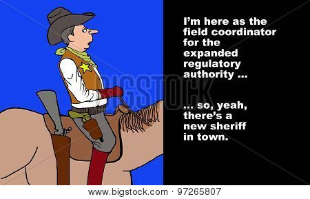 Expanded Regulatory Authority