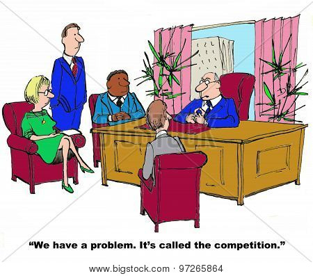 Problem with Competition