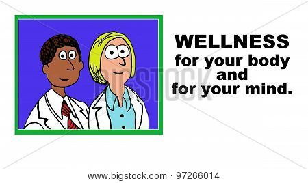 Wellness for Body and Mind
